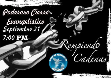 Rompiendo Cadena - Pastor Ruben Monteneg