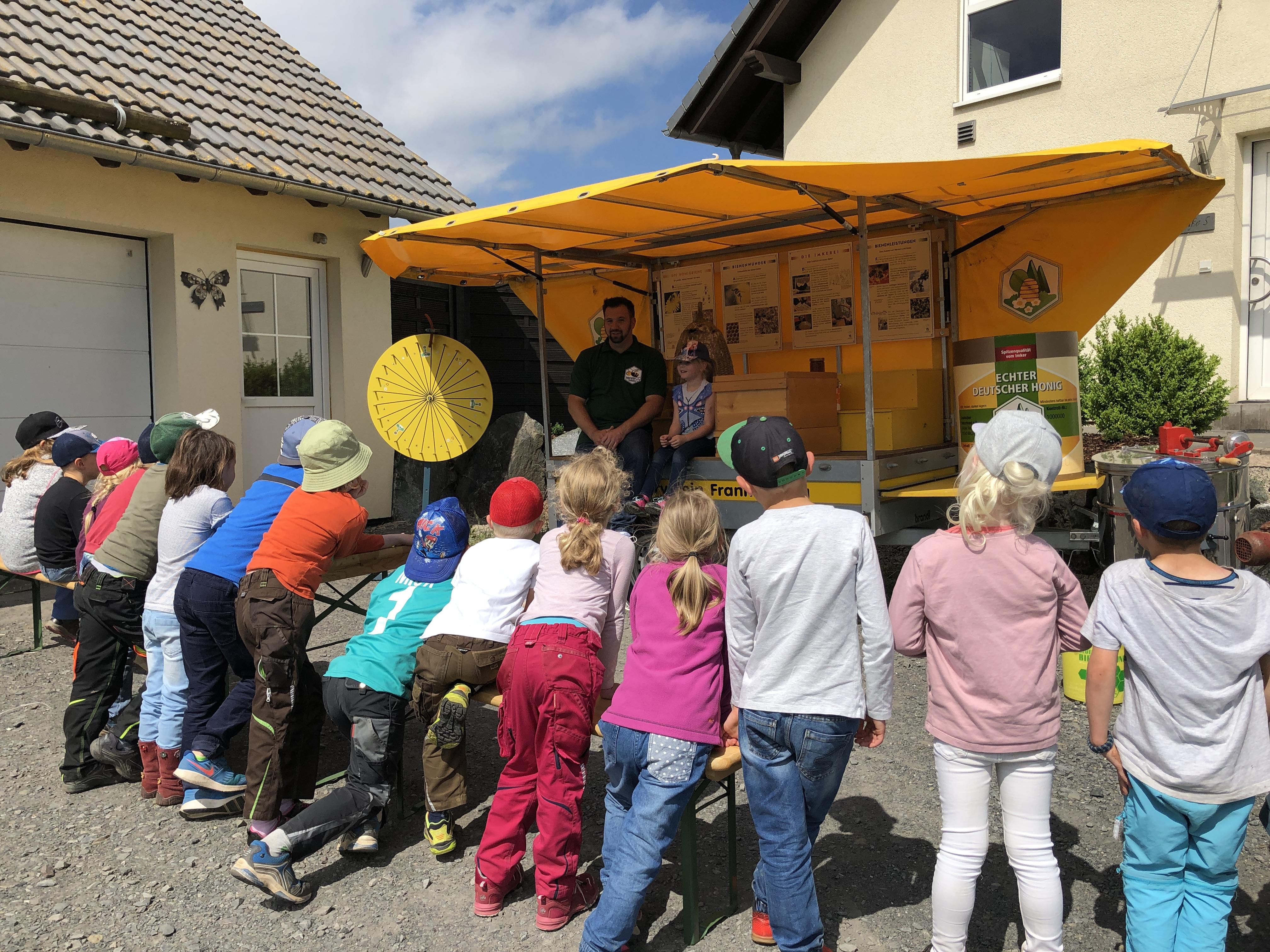 Bienenkunde für den Kindergarten