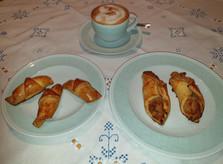 Franziskus-Stangerl u Kaffee   zum Franz