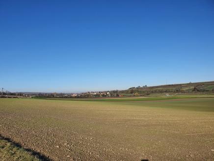 Franziskusweg WV, 24 _25b  Blick auf Rag