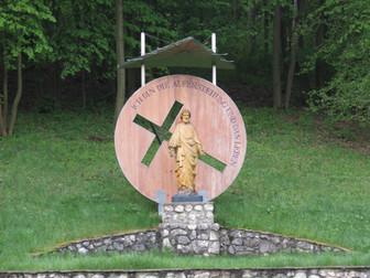 Franziskusweg WV, 17 _16  Sieben Rusten