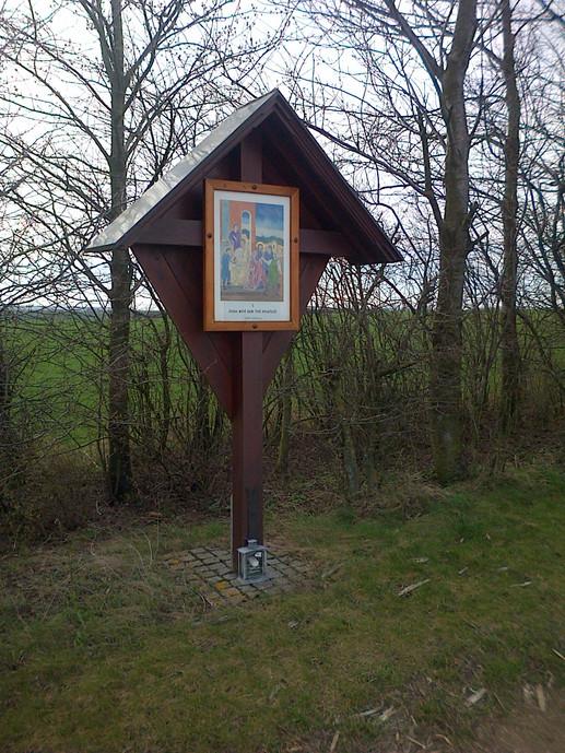 Franziskusweg WV, 6 _6  Schrick (Künstle