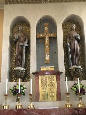 Franziskusweg WV, 22  Kl. Harras (Kirche