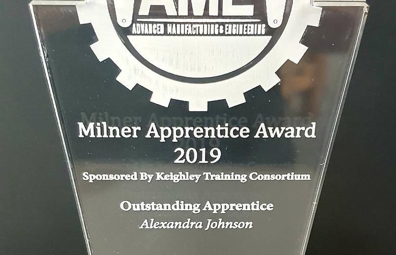 AME Apprentice Awards