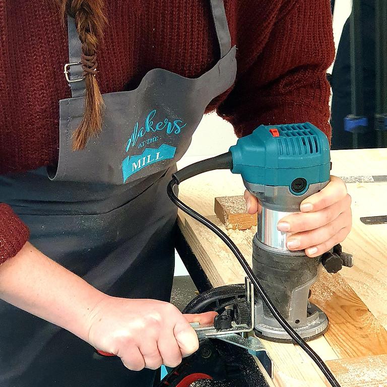 June DIY Workshop - Make a Stool