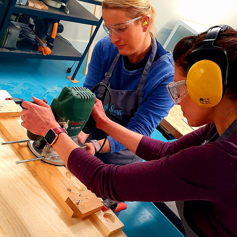 May DIY Workshop - Make a Wine Rack