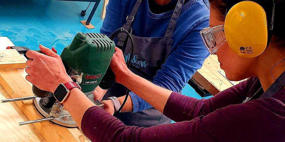 September DIY Workshop - Make a Wine Rack