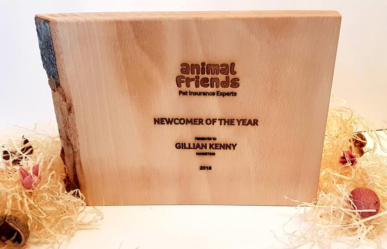 Animal Friends Insurance Awards