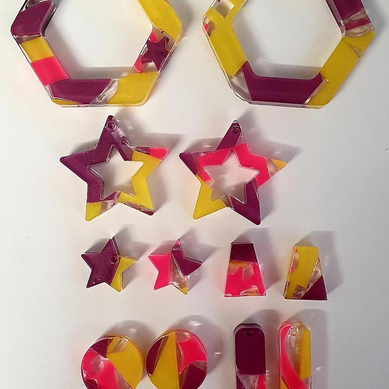 December Recycled Acrylic Jewellery Workshop