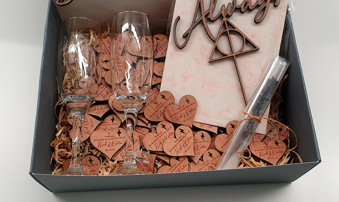 Personalised Wedding Package
