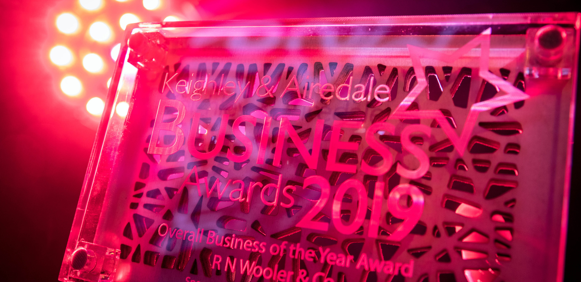 Keighley & Airedale Business Awards