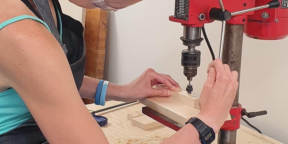 December DIY Workshop - Make a Wine Rack