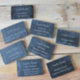 engraved slates