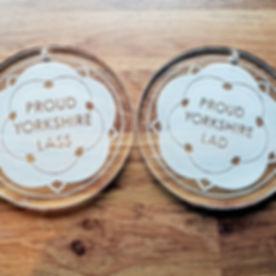 engraved glassware
