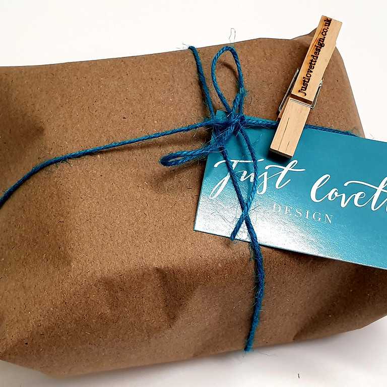 Personalised Gift Making Course (Sept / Oct)