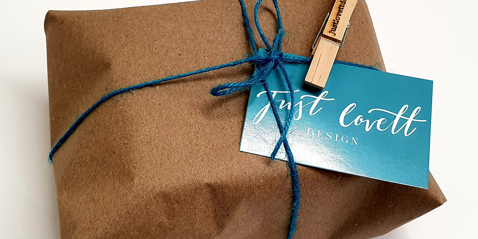 Personalised Gift Making Course (Wednesdays in Nov & Dec)