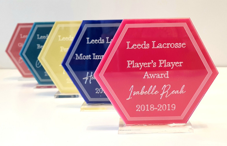 Leeds Lacrosse Awards