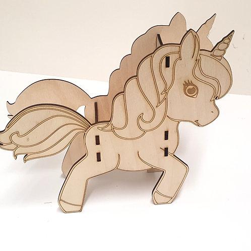 Unicorn Pen Pot Craft Kit