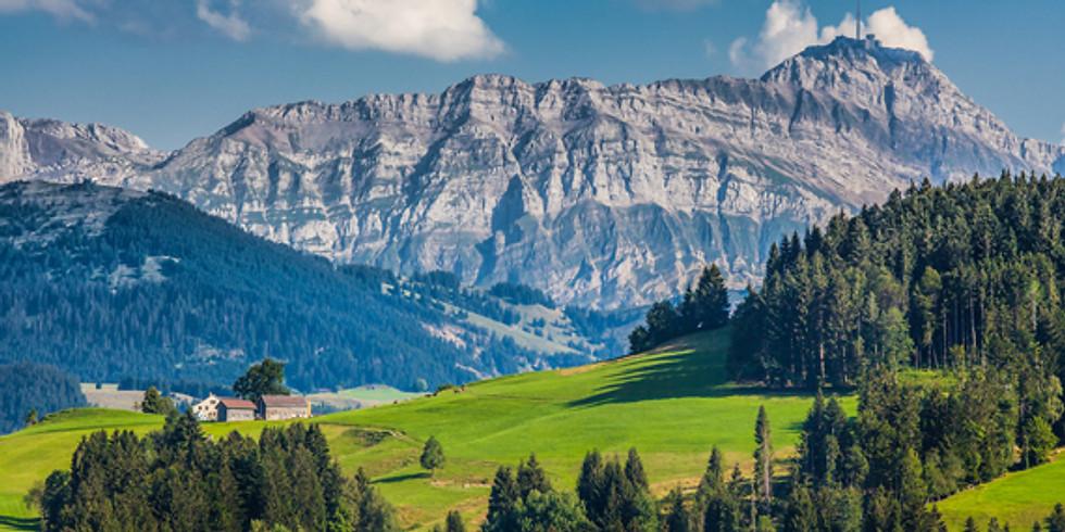 Genussweekend im Appenzell
