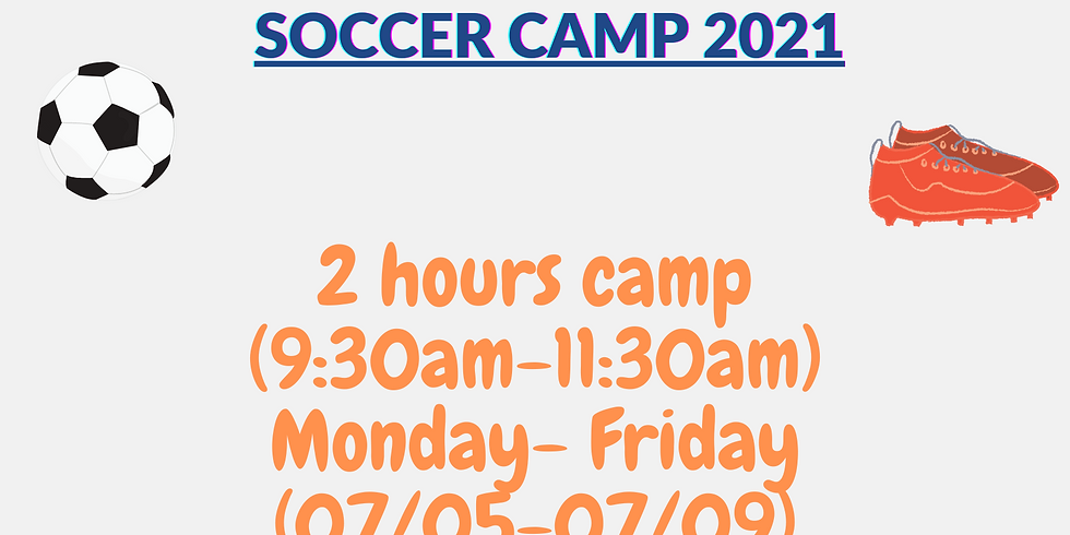 Soccer Camp 2021