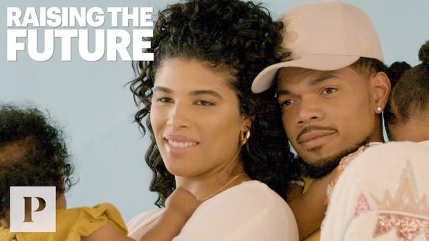 Chance the Rapper on Raising Socially Conscious Kids   Raising the Future   Parents Magazine