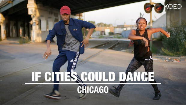 Chicago Footwork | If Cities Could Dance | KQED Arts