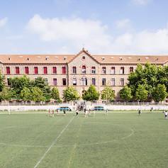 Rehabilitació i ampliació d'escola