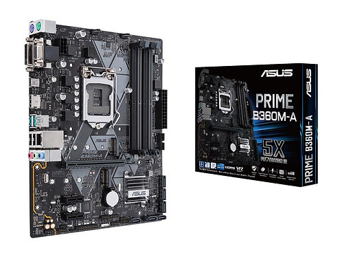 InOs Asus Entry Level Motheroard - Intel 8th/9th Gen