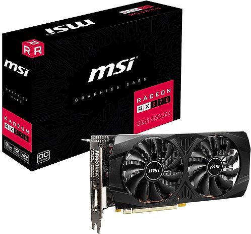MSI Radeon RX 570 OC 8GB