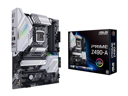 InOs Asus Enthusiast Level Motherboard - Intel 10th Gen