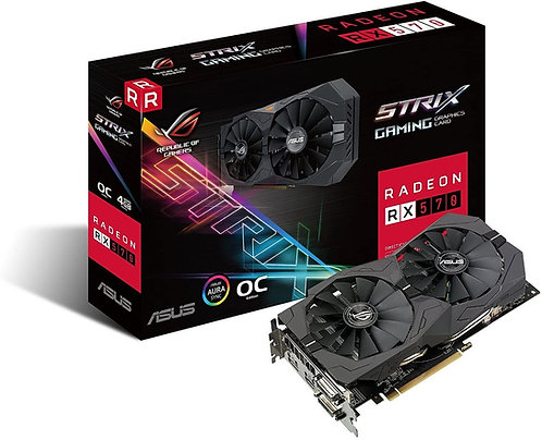 ASUS ROG Strix Radeon RX 570 8GB