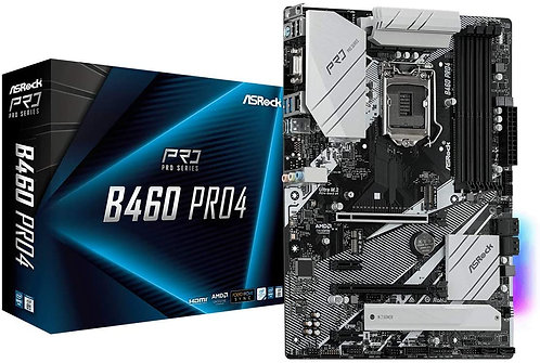InOs ASRock Entry Level Motherboard - Intel 10th Gen