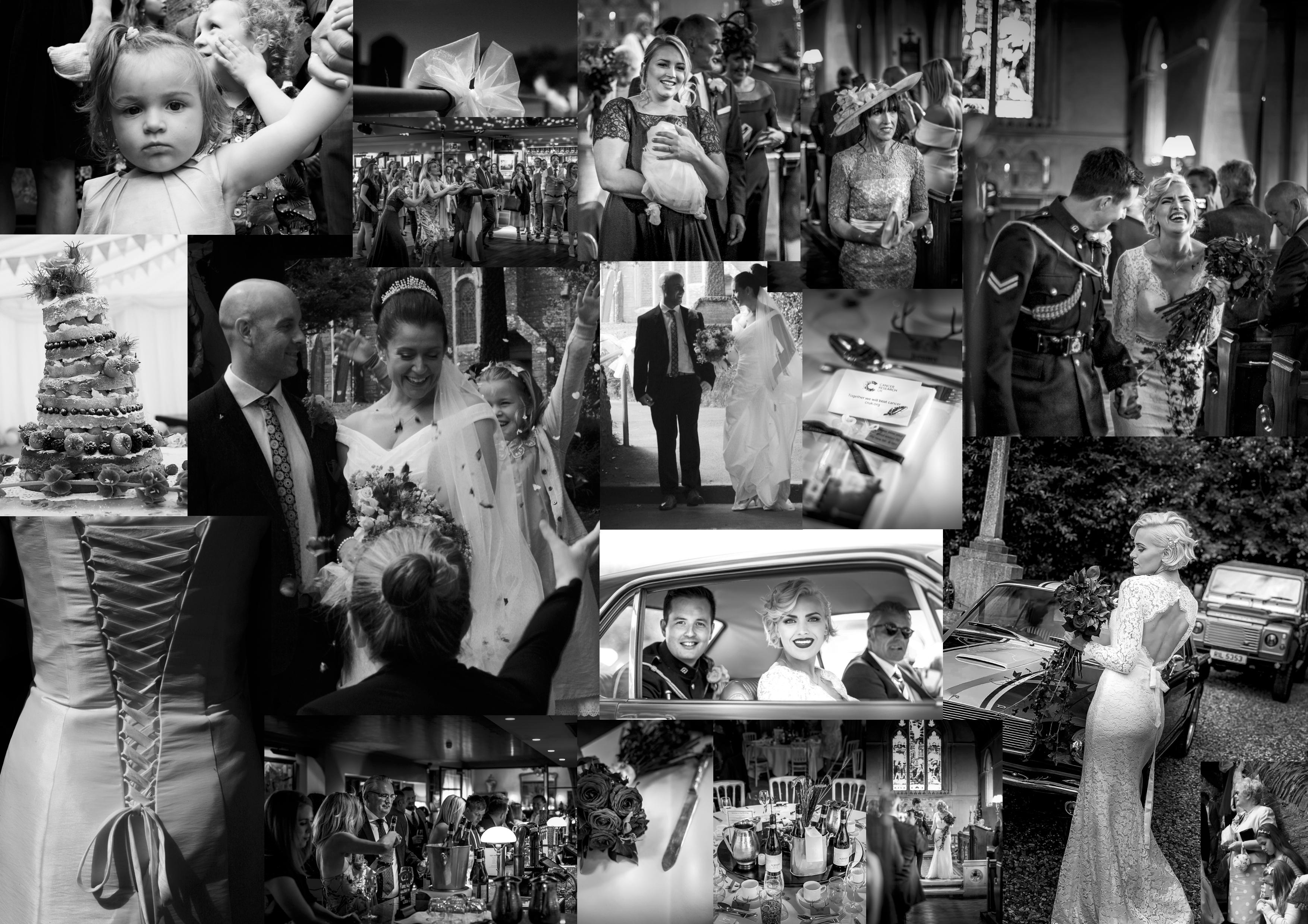 Second lens Weddings