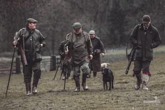 Walking Gun Field Sports & Equine Photography Kedleston Estate Shoot