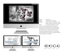 ORCA Design - Co-Rider web