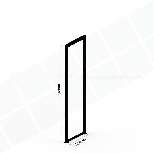 Chiller Mid Floor End Frame