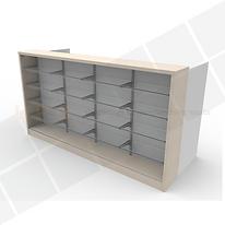 Main Dispensary Bench