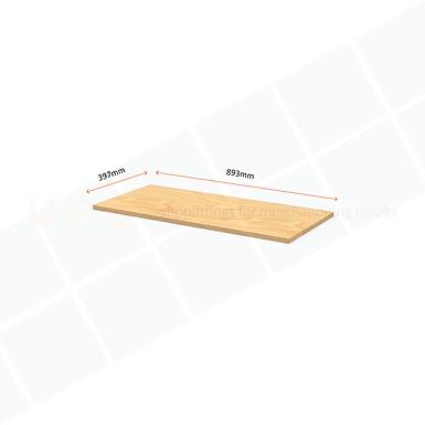 Plywood Shelf Panel