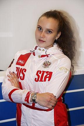 Тренер Назарова
