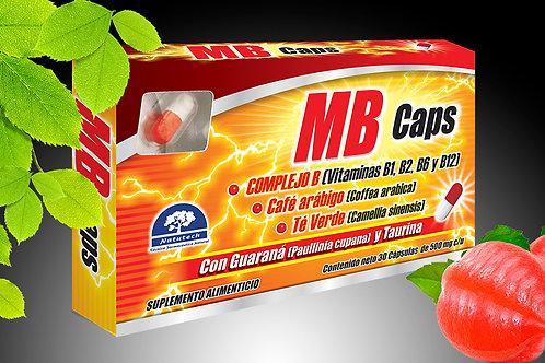 MEGA B COMPLEX ENERGY - ENERGIA AL MAXIMO
