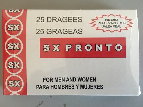 S X PRONTO AFRODISIACO ESTIMULANTE PARA MUJER Y HOMBRE