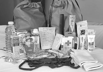 Pack Essentials Product Donations