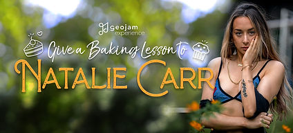 Geojam Experience - Give A Baking Lesson To Natalie Carr