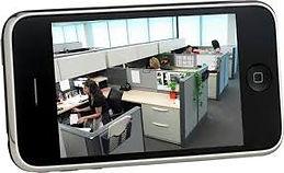 Mobile Surveillance Application