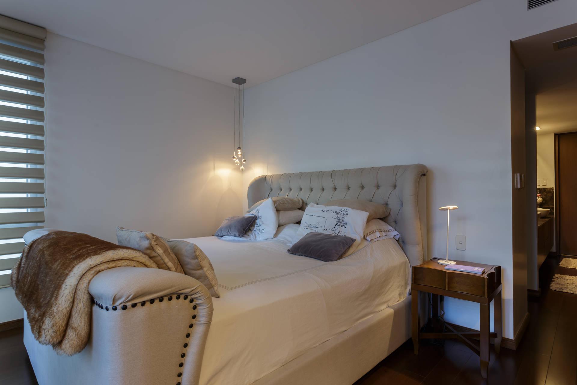 Quantum 2 - Dormitorio suite