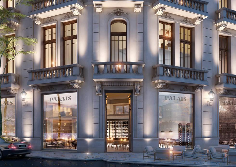 Palais Salguero - Restaurant