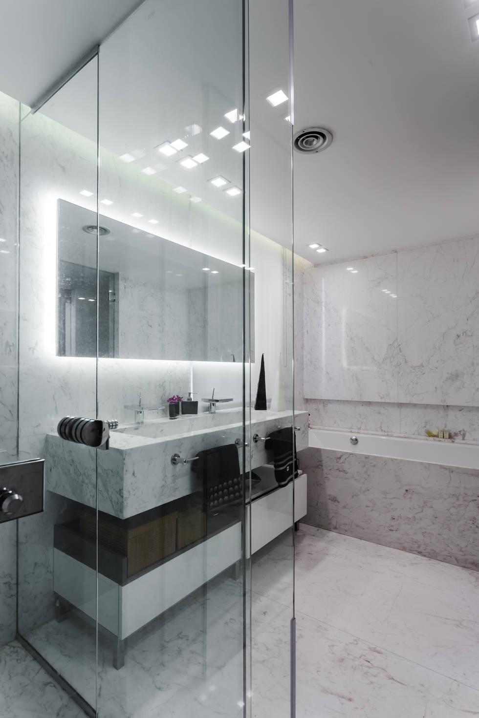 Quantum - Baño en suite