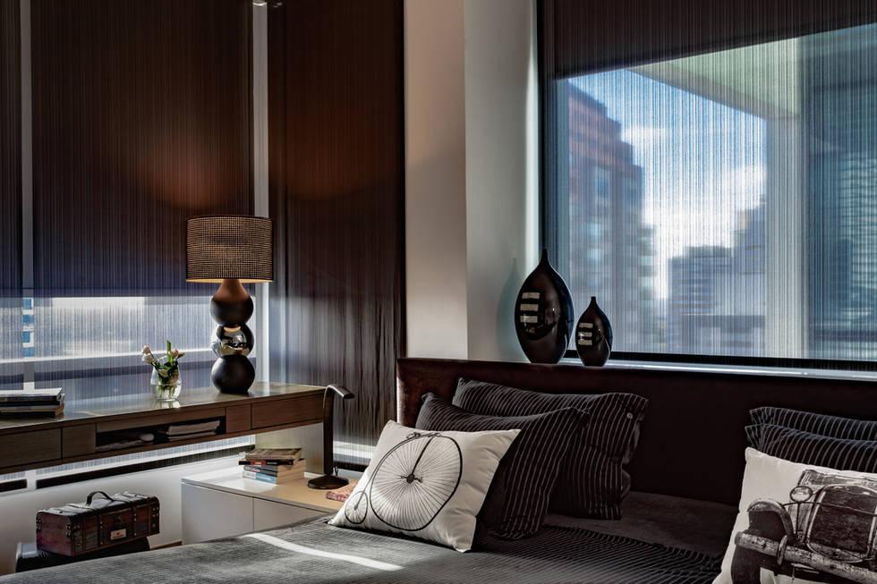 Quantum - Dormitorio en suite