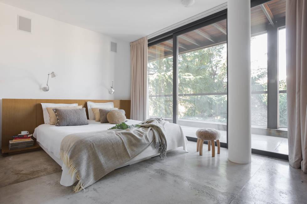 Acuña - Dormitorio suite