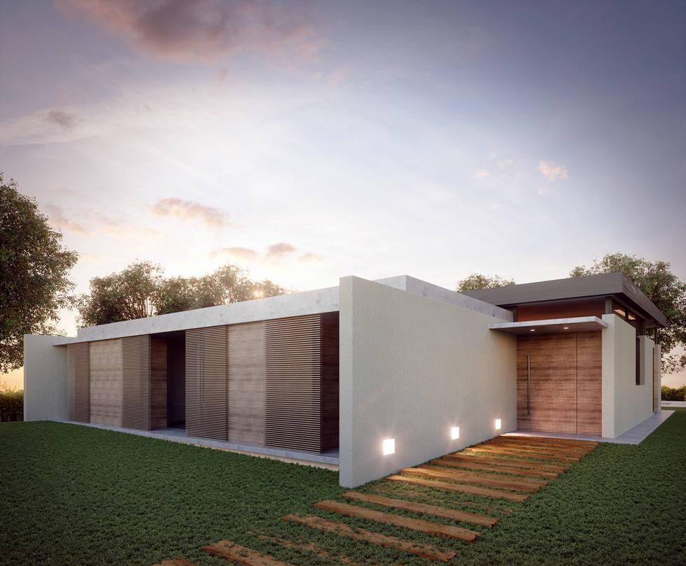 Casa San Isidro - Exterior 2